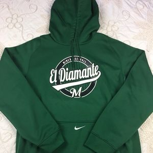 Visalia CA El Diamonte MiLB NIKE Hoodie Sweater